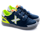 Munich 1514054 navy/yellow