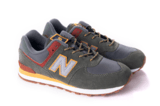 New Balance PC574 Groen Veter