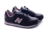 New Balance YV373 grey/pink veter