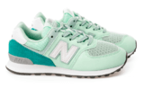 Xtra voordelig New Balance 574 green