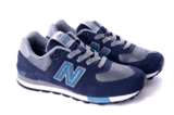 New Balance PC574 FND Blauw Veter