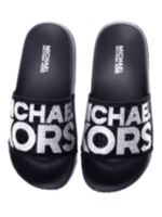 Michael Kors kids slippers
