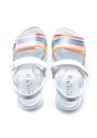 EB Shoes  sandaal rainbow