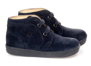 Falcotto 1195 donkerblauw suede