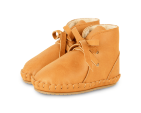 Donsje Pina Lining Camel leather